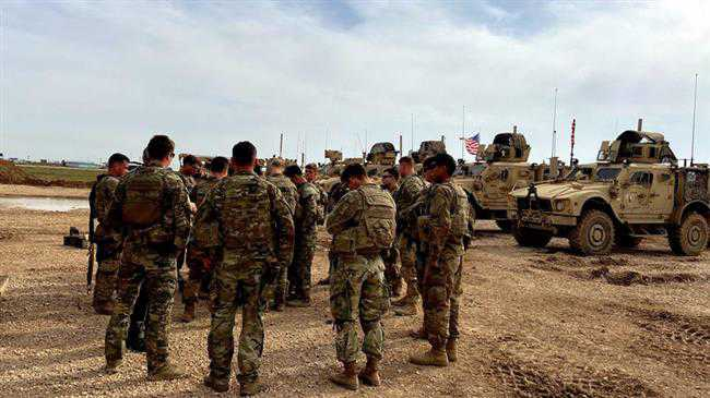 'US military transfers hundreds of troops from Iraq to NE Syria'