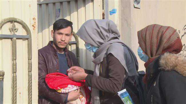 In war and pandemic, Afghanistan begins 2021 polio campaign