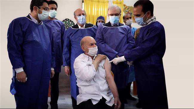 Second phase of coronavirus vaccination campaign kicks off in Iran