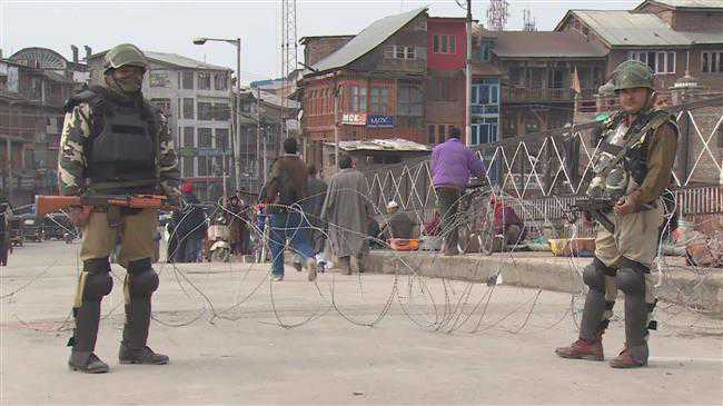 'India silencing Kashmiris by instilling atmosphere of fear'