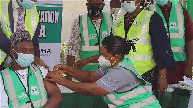Nigeria starts Covid-19 vaccinations