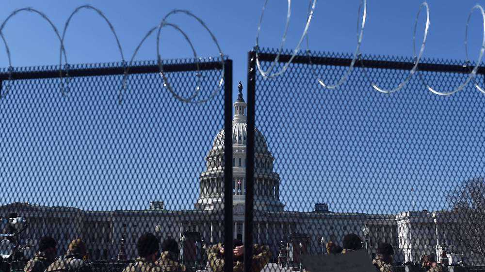 US panel advises tight security around Congress amid fears of violence