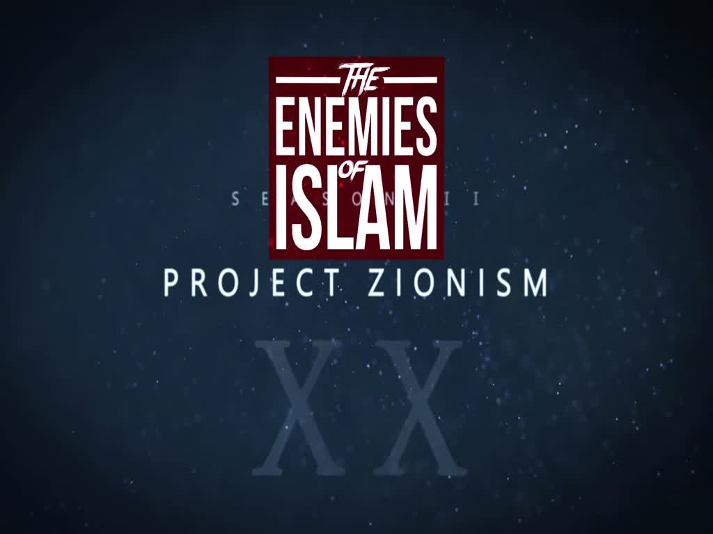 Anti-Semitism vs Anti-Zionism pt.3/3. [Ep.20] | Project Zionism | The Enemies of Islam | English