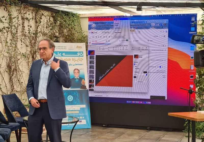 Iran's Mustafa Prize Laureate Holds Science Workshop in Tehran