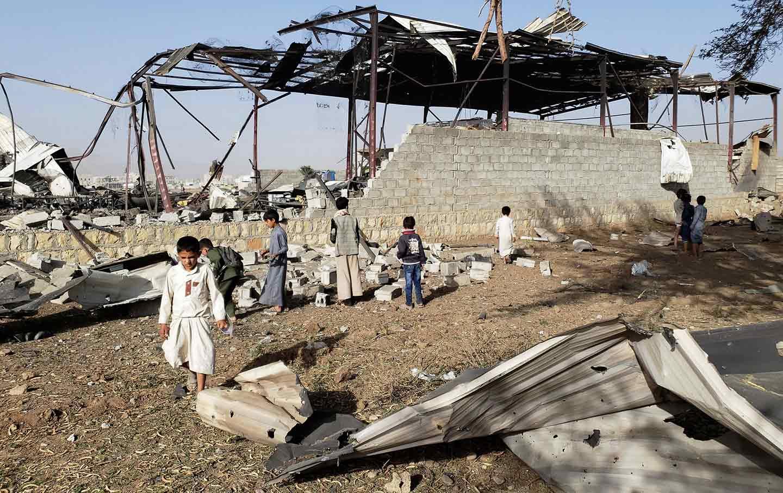 Reduce Regional Tensions By Ending the War on Yemen - Yemen Press