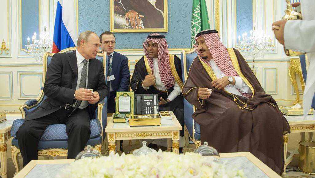 Russia's Putin visits Saudi Arabia amid regional tensions - Yemen Press