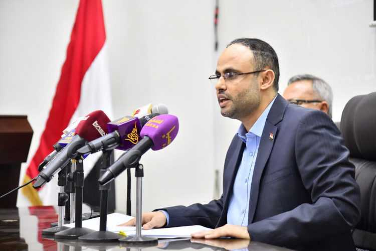 The Supreme Political Council welcomes all efforts to stop the aggression - Yemen Press