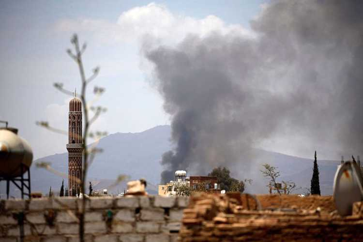 Saudi artillery targets residential neighborhoods in Saada - Yemen Press