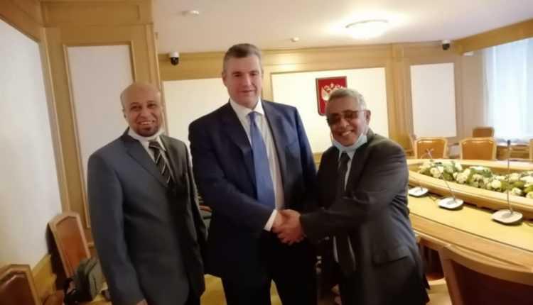 UAE-backed STC uses Russia as a pressure option against Saudi Arabia - Yemen Press